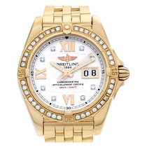 Breitling Galactic 41 h49350 2000 occasion