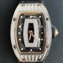 Richard Mille Bjelo zlato RM 07 nov