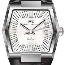 IWC Da Vinci Automatic Platinum Silver United States of America, New York, Brooklyn