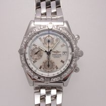 Breitling Chronomat Steel Mother of pearl No numerals United States of America, California, beverly hills