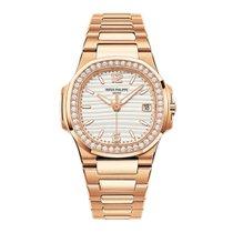 Patek Philippe Women's Nautilus 7010/1R-011 Rose Gold Watch