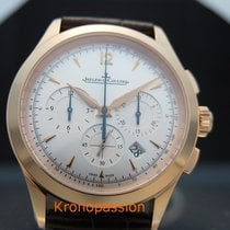 Jaeger-LeCoultre Master Chronograph new 2018 Automatic Chronograph Watch with original box and original papers Q1532520