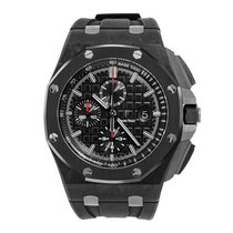 オーデマピゲ Offshore 44mm Chronograph Ceramic Slate Black Dial Watch