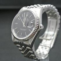 Rolex Datejust 16220 BD m. Papiere aus 2005 (Europe Watches)