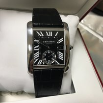 Cartier Tank MC PACKAGE WITH 2 ADDITIONAL BANDS