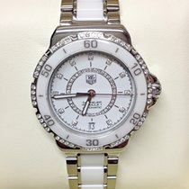 TAG Heuer Formula 1 WAU2213 Ladies 37mm - Box & Papers 2013
