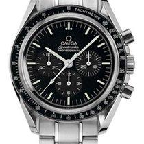 Omega Acier 42mm Remontage manuel Speedmaster Professional Moonwatch nouveau