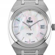 Tutima Reloj de dama Saxon One 36mm Automático nuevo Reloj con estuche y documentos originales