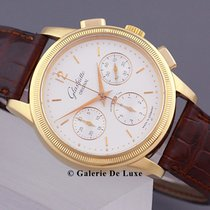 GUB Glashütte Yellow gold Automatic pre-owned