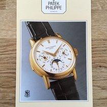 Patek Philippe Dele/Tilbehør brugt Minute Repeater Perpetual Calendar