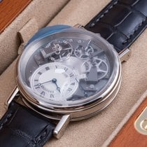 Breguet White gold Automatic 40mm new Tradition