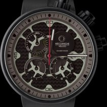Meccaniche Veloci Chronograph 44mm Automatic new Black