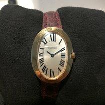 Cartier Baignoire Or rose Argent Romain France, 06220