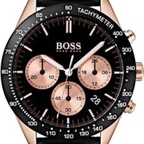 Hugo Boss Watch, Talent collection,  RG Case,  Tachymeter...