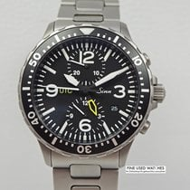 Sinn 756 / 757 pre-owned 43mm Steel