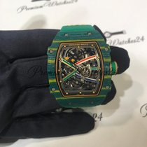 Richard Mille 47.5mm Automatic 2018 new Transparent