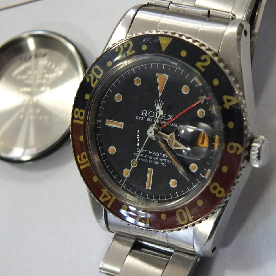 Rolex GMT-Master 6542 1958 gebraucht