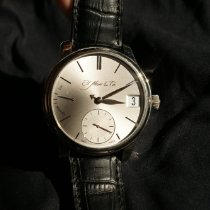 H.Moser & Cie. 40.8mm Manual winding 2012 pre-owned Silver
