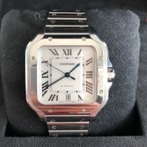 Cartier Santos (submodel) usados 39.8mm Acero
