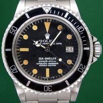Rolex 1665 Ατσάλι Sea-Dweller (Submodel) 40mm