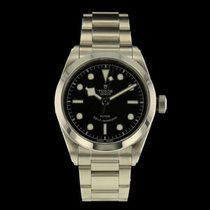 Tudor 79500 Steel 2019 Black Bay 36 36mm new
