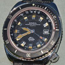 Breil Steel 45mm Quartz new