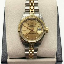 Rolex Oyster Perpetual Lady Date Steel 26mm Champagne United States of America, California, San Diego