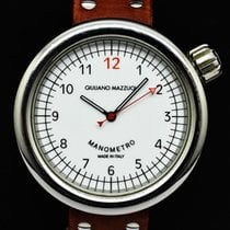 Giuliano Mazzuoli Steel 45mm MRP01N pre-owned