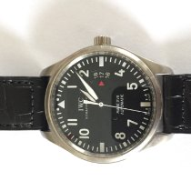 IWC IW326501 Steel 2015 Pilot Mark 42mm pre-owned United States of America, New York, Brooklyn
