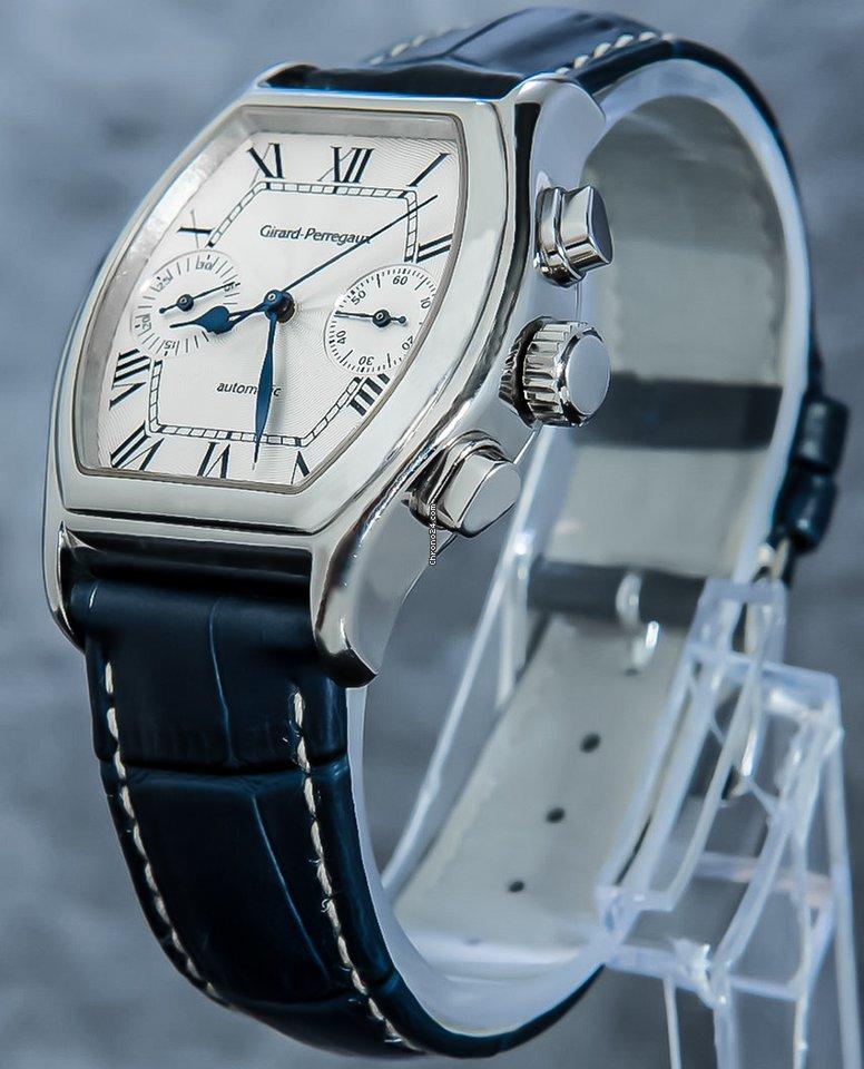 Richeville Collection Girard Perregaux Chronograph 275000 Automatic FlK1cJ