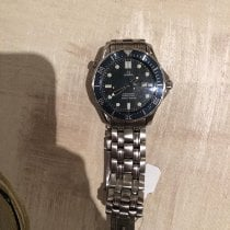 Omega Seamaster Diver 300 M 25418000 2003 pre-owned