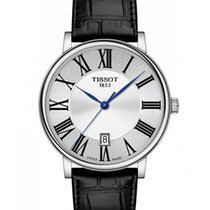Tissot Steel 40mm Quartz T122.410.16.033.00 new