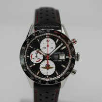 TAG Heuer Carrera Calibre 16 neu 2021 Automatik Chronograph Uhr mit Original-Box und Original-Papieren CV201AS.FC6429