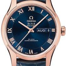 Omega De Ville Hour Vision 433.53.41.22.03.001 2020 nuevo