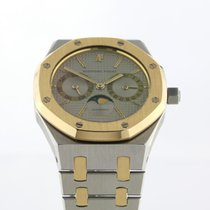 Audemars Piguet Royal Oak Day-Date Gold/Steel 36mm
