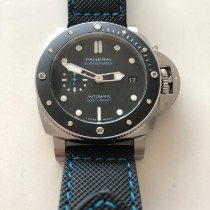 Panerai Luminor Submersible Aço 42mm Preto Portugal, Alverca Do Ribatejo