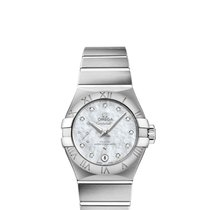 Omega Constellation Petite Seconde 127.10.27.20.55.001 2019 nieuw