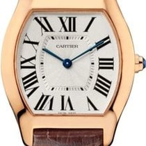 Cartier Tortue Rose gold Silver United States of America, Florida, Sunny Isles Beach