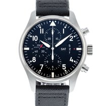 IWC Pilot Chronograph IW3777-01 2010 pre-owned