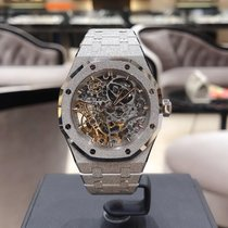 Audemars Piguet Royal Oak Double Balance Wheel Openworked 15466BC.GG.1259BC.01 2019 ny