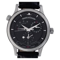 Jaeger-LeCoultre Master Geographic 142.8.92.S Very good Steel 38mm Automatic United States of America, Florida, Surfside