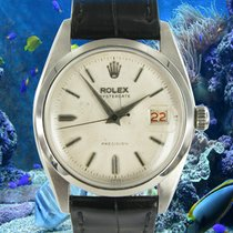 Rolex 6494 Steel 1957 Oyster Precision 35mm pre-owned
