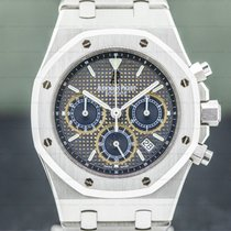 Audemars Piguet 25860ST.OO.1110ST.01 Steel 1997 Royal Oak Chronograph 40mm pre-owned United States of America, Massachusetts, Boston