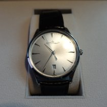 Jaeger-LeCoultre Master Ultra Thin Date pre-owned 40mm Silver