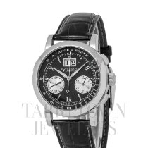 A. Lange & Söhne Datograph Platinum 39mm Black Roman numerals United States of America, New York, Hartsdale