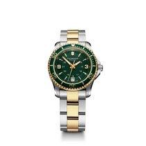 Victorinox Swiss Army Women's watch Maverick 34mm Quartz new Watch with original box and original papers