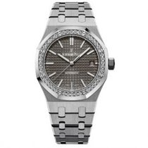 Audemars Piguet Royal Oak Lady new Automatic Watch with original box and original papers 15451ST.ZZ.1256ST.02