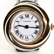 Cartier Trinity gebraucht Gelbgold