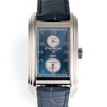Patek Philippe 5101G Ten-Day Tourbillon - Rarest Blue Dial
