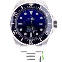 Rolex Deepsea Deep Blue d-blue James Cameron 116660